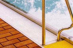 Клинкер АКА - гарант безопасности  даже во влажном помещении