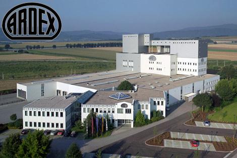 Gроизводитель элитных, высококачественных сухих строительных смесей Ardex